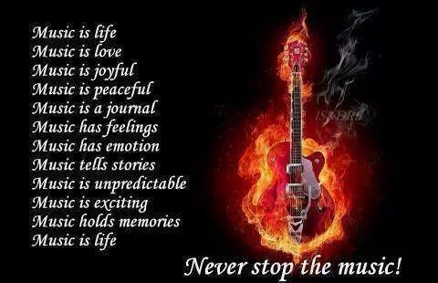 Account Suspended Music Is Life Music Quotes Music Love