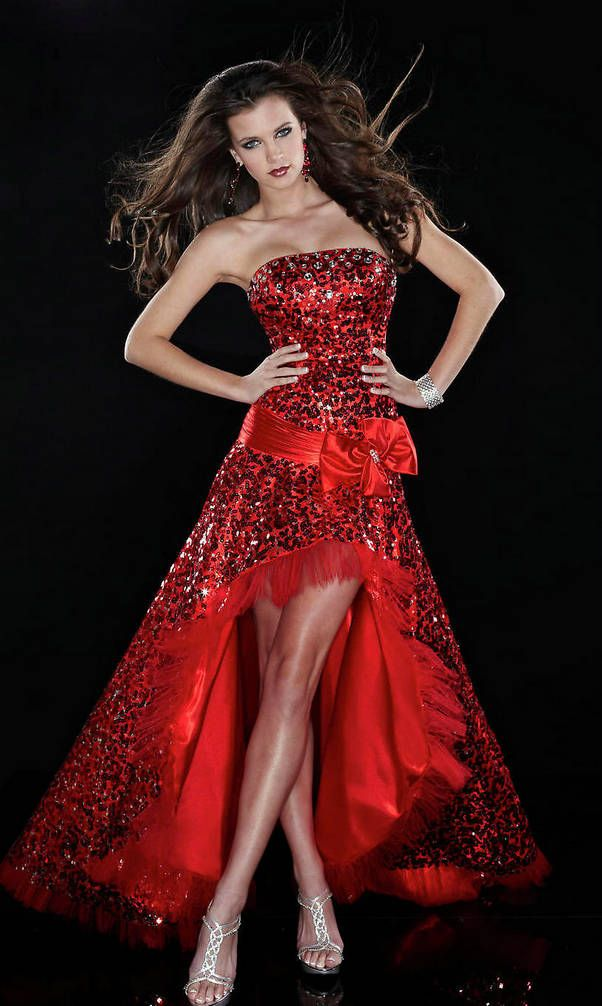 short in front long in back prom dresses | Prom Dresses | Dresses ...