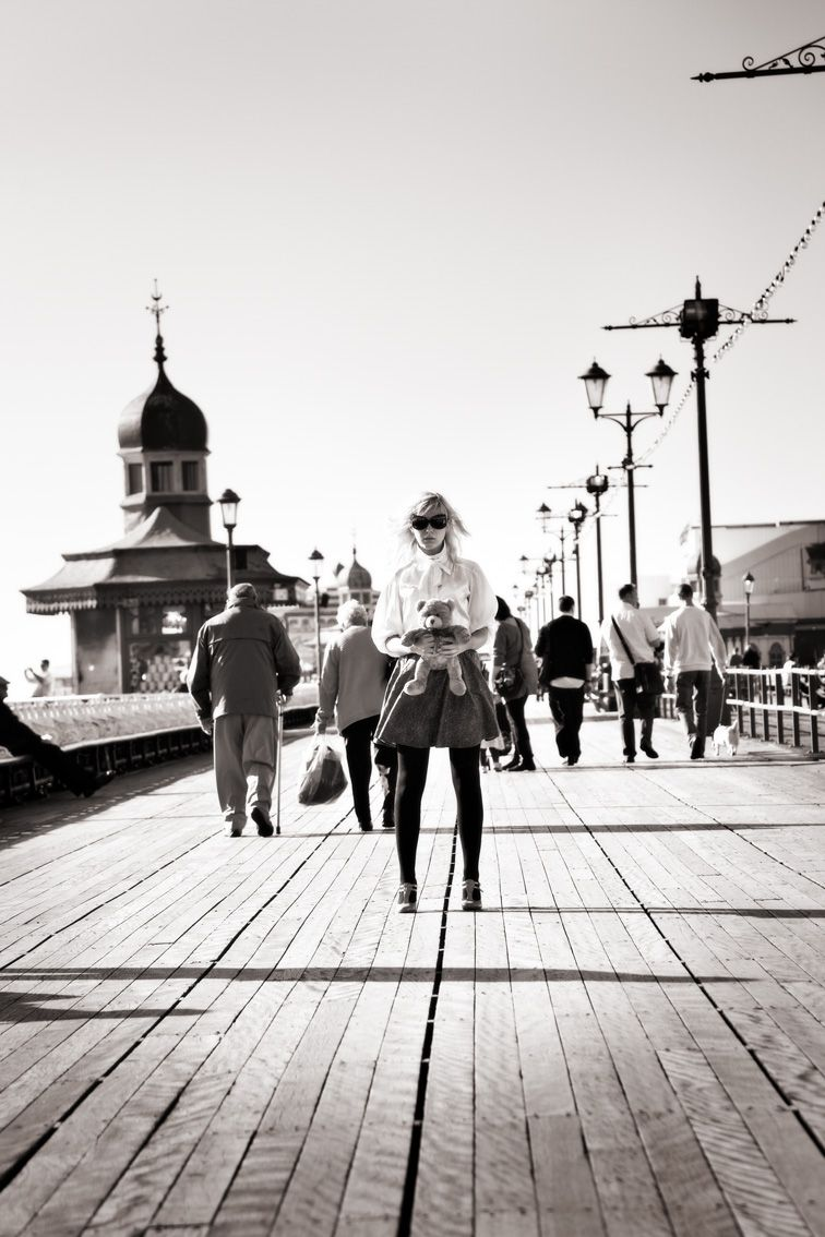 Marc Byram - Blackpool series  Image Conscious photography exhibition   www.artinmacclesfield.co.uk