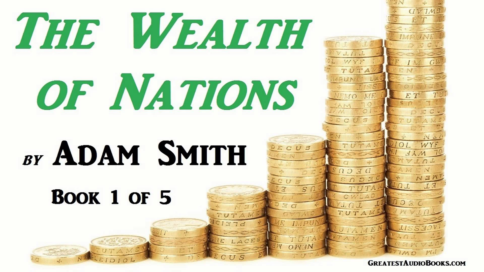 Wealth Of Nation Book