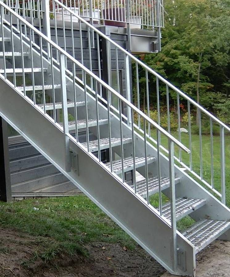 Best We Offer Safety Grating Stair Treads For Creating A Sturdy 400 x 300