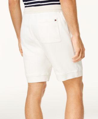 fb2d3af8 Tommy Hilfiger Men's Bailor Logo Sweat Short - White XL | Products