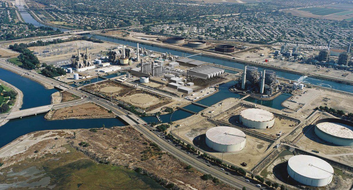 Alamitos Energy Center Power Plant Licensing Case Docket