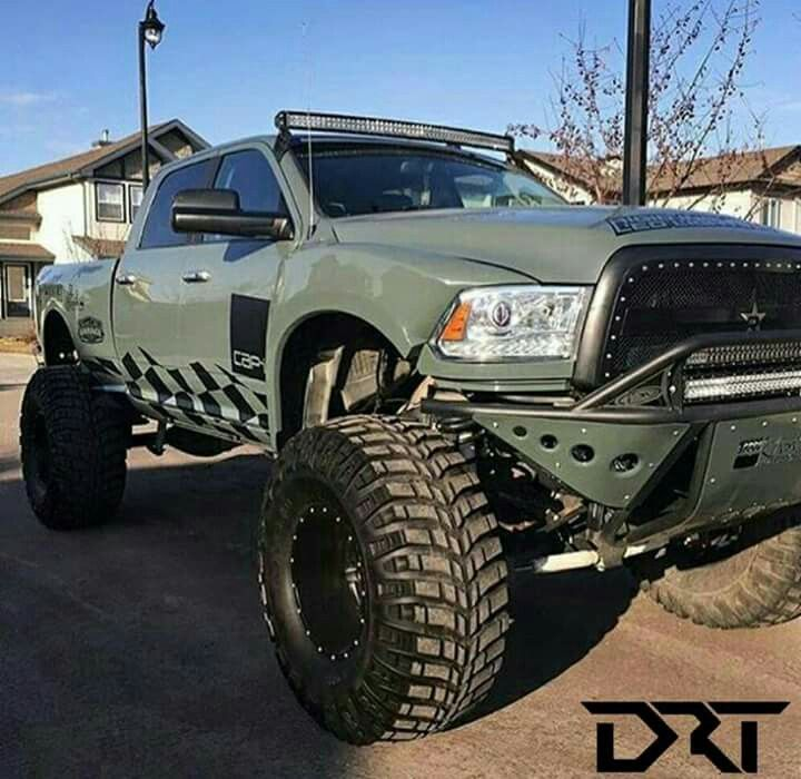 Very Nice Truck Lifted Trucks Trucks Dodge Trucks