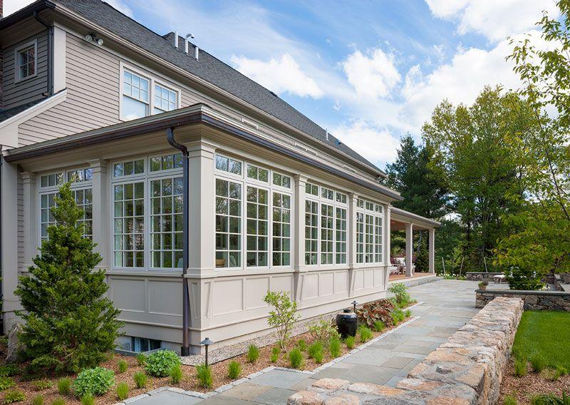 Renovations Additions Carlisle Ma Sunroom Addition Sunroom Addition Apartments Exterior Cafe Exterior