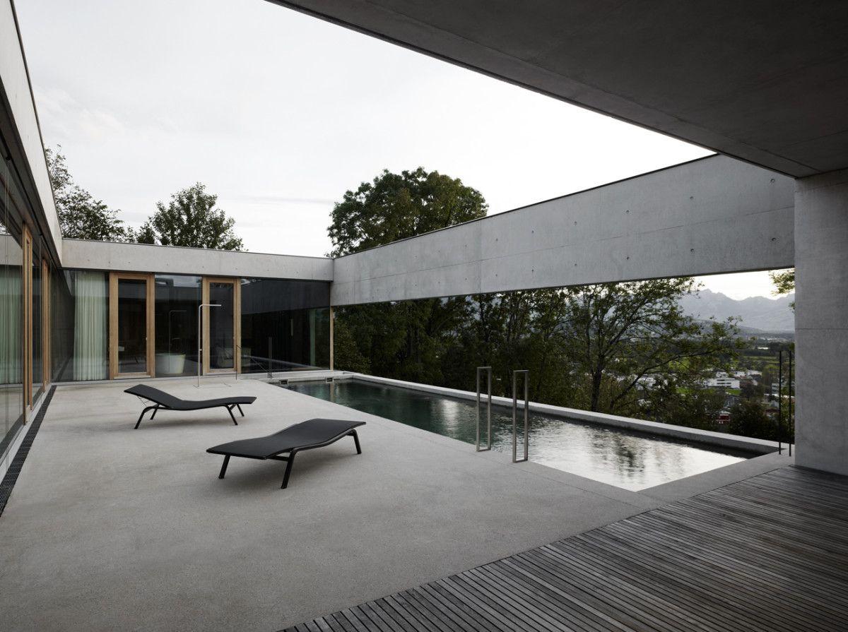 Einsichten in Sichtbeton | Sichtbeton, Renovierung und Architektur