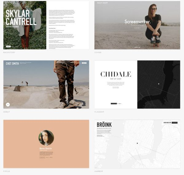 It\'s Time for an Upgrade: Squarespace 7 Takes Your Portfolio To A ...