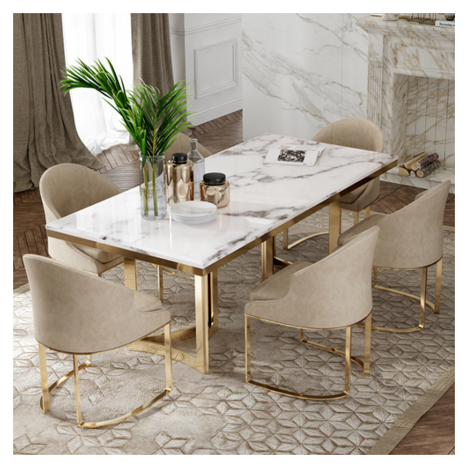 small dining table design modern
