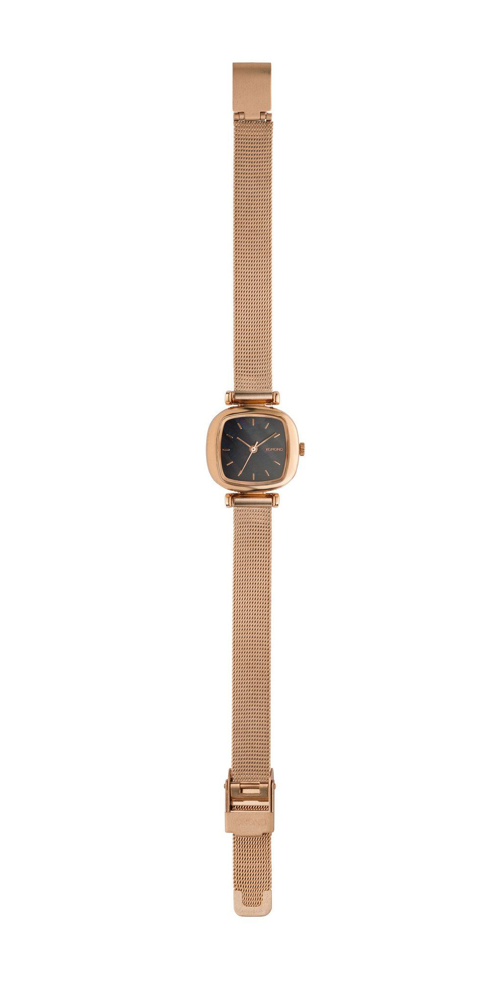 The Moneypenny is a small, feminine and elegant watch for women. The Moneypenny Royale is a crown jewel in the Komono watch collection.