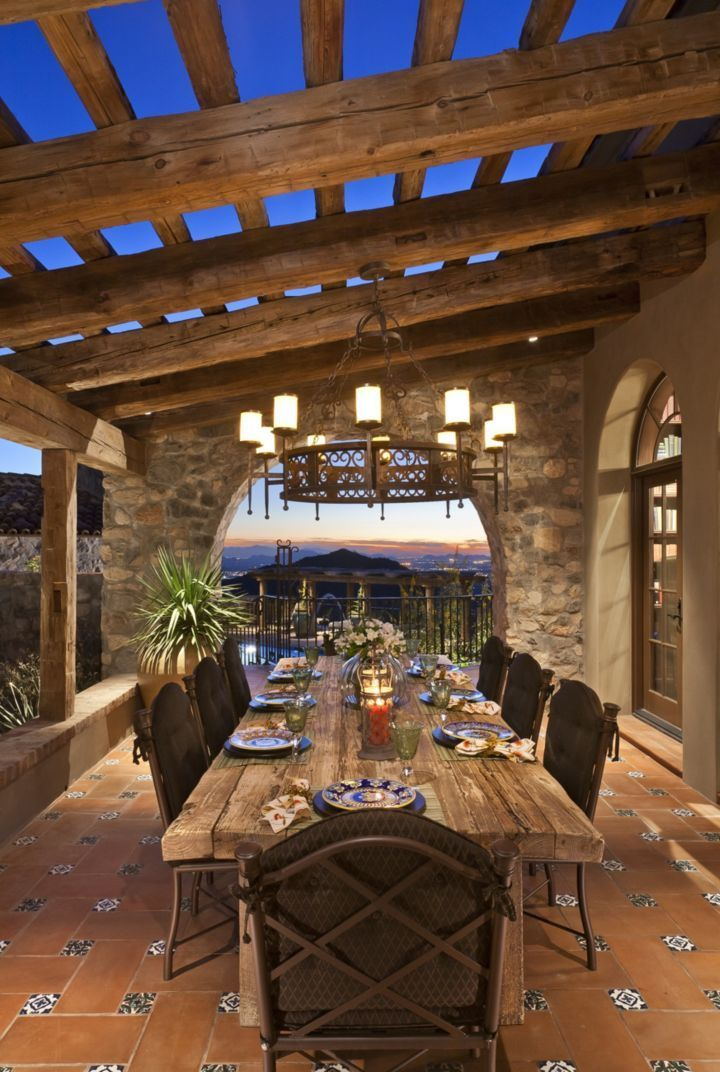 Outdoor Room Design: Those Warm Summer Evenings Can't Be Here Fast Enough