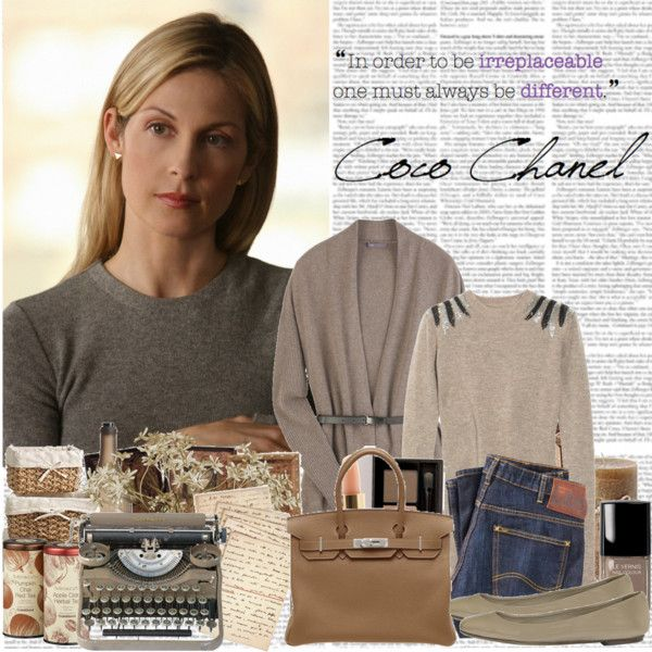 Kelly Rutherford, created by alina on Polyvore