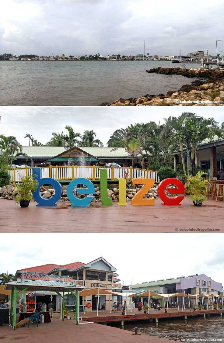 One relaxing day spent exploring the Belize Cruise Port ...