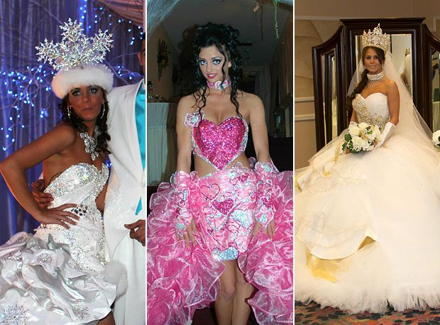 The 14 Craziest Wedding Dresses That Should Have NEVER Happened ...