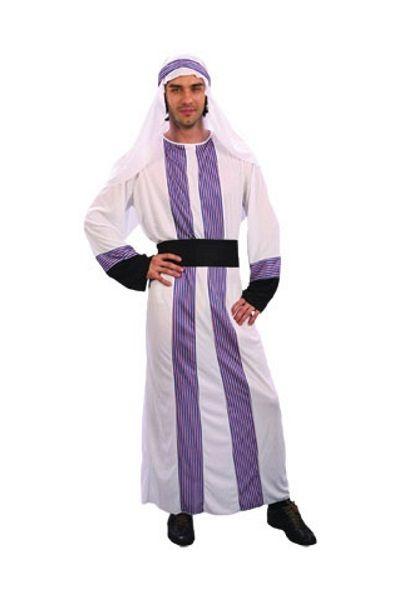 Arabo SCEICCO Arabian Nights Costume per adulti