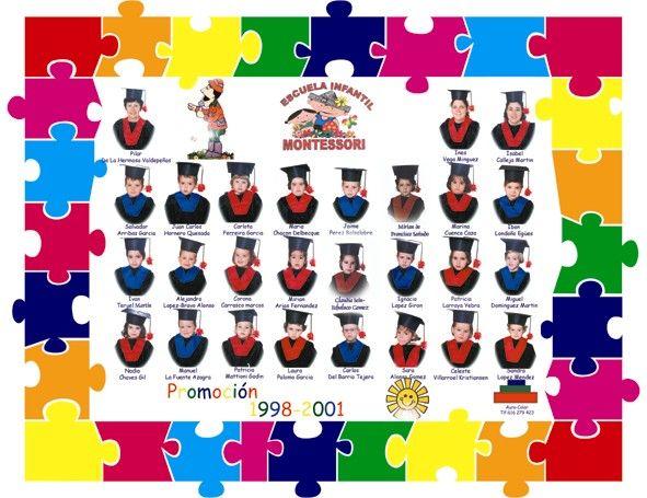 Pin De Alberto González Carrión En Orlas Orla Infantil Dibujos Para Preescolar Diplomas Para Niños