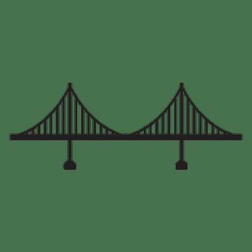 Bridge Stroke Icon 10 Ad Ad Sponsored Icon Bridge Stroke Background Design Icon Graphic Image