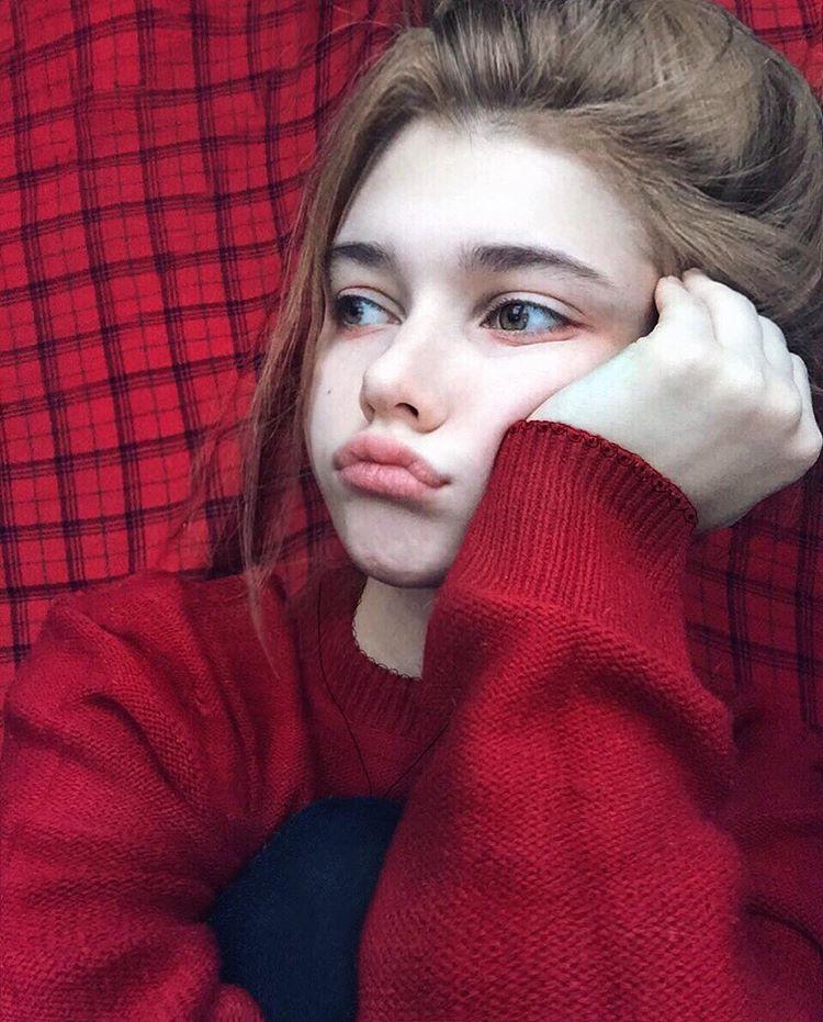 Nastya S Odnoj Prichyoskoj Instagram Photos And Videos Portret
