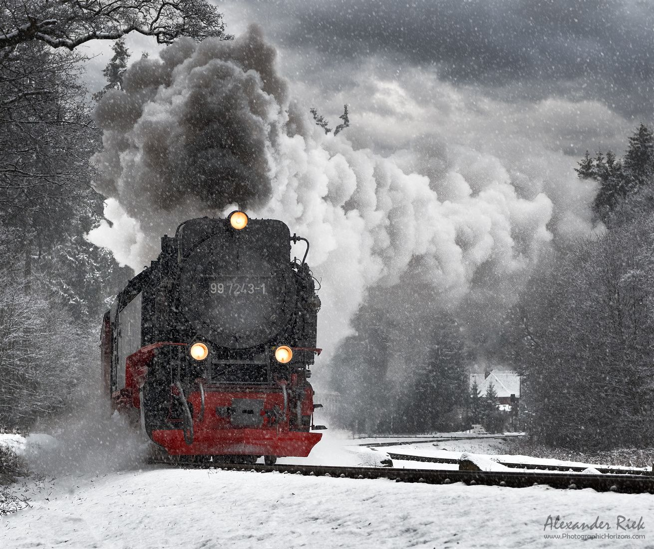 Photograph Snow Machine By Alexander Riek On 500px