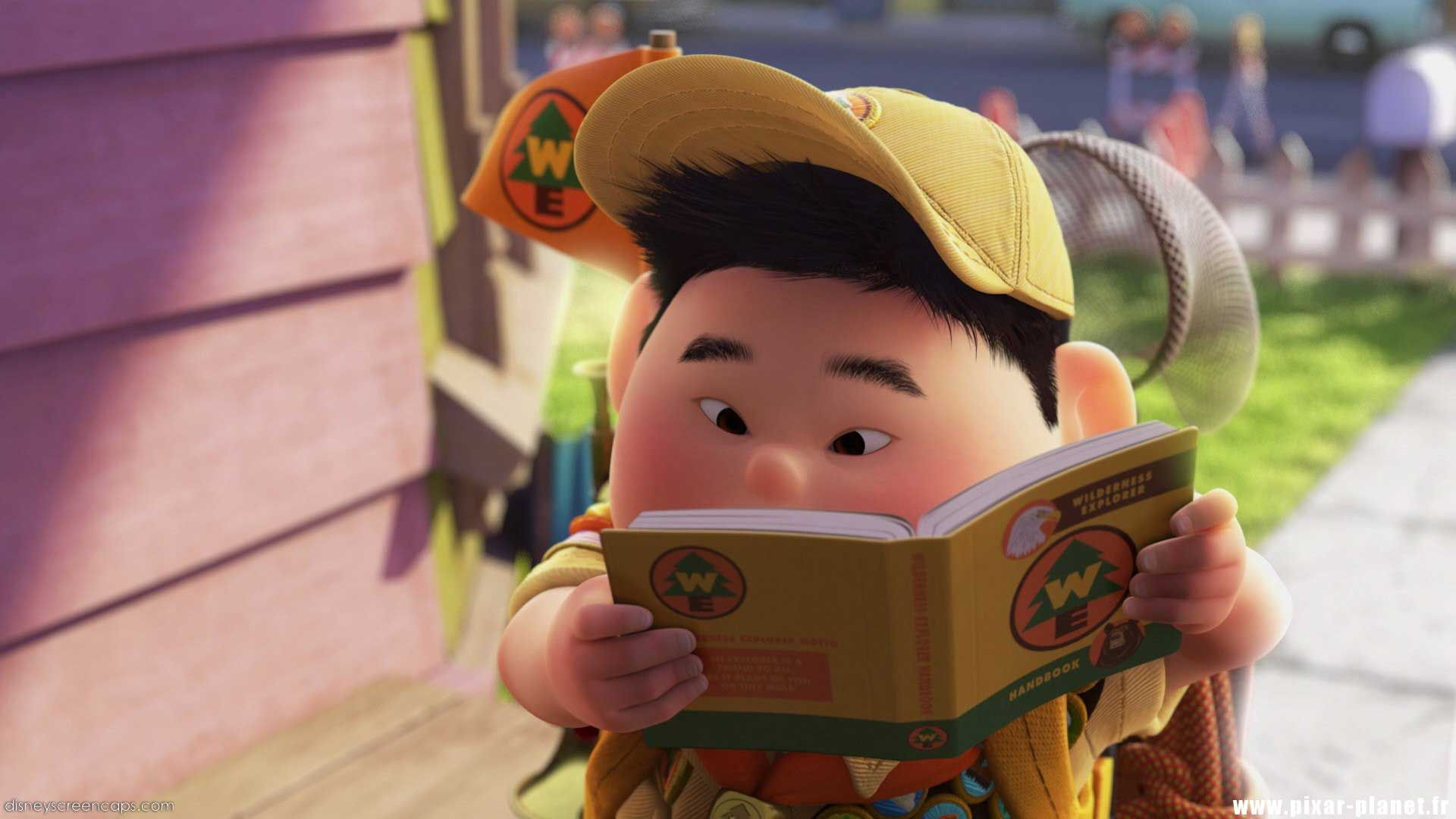 Place names in / related to Disney Pixar's UP movie?