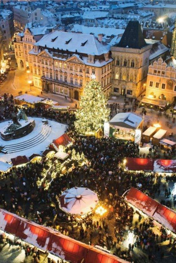 Christmas Markets 20202021 in Prague Dates & Map in