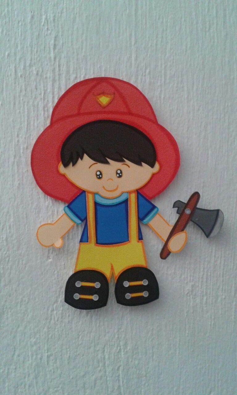 Pin de Klau Loops en Dibujos de bombero   Pinterest   Bomberos ...