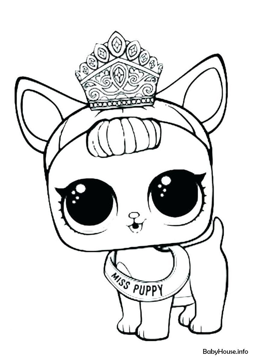 Coloring Pages Of Cute Puppies Miss Puppy In 2020 Puppy Coloring Pages Unicorn Coloring Pages Cute Coloring Pages