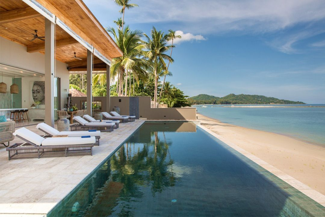Image result for What Advantages Beachfront Villas Offer?