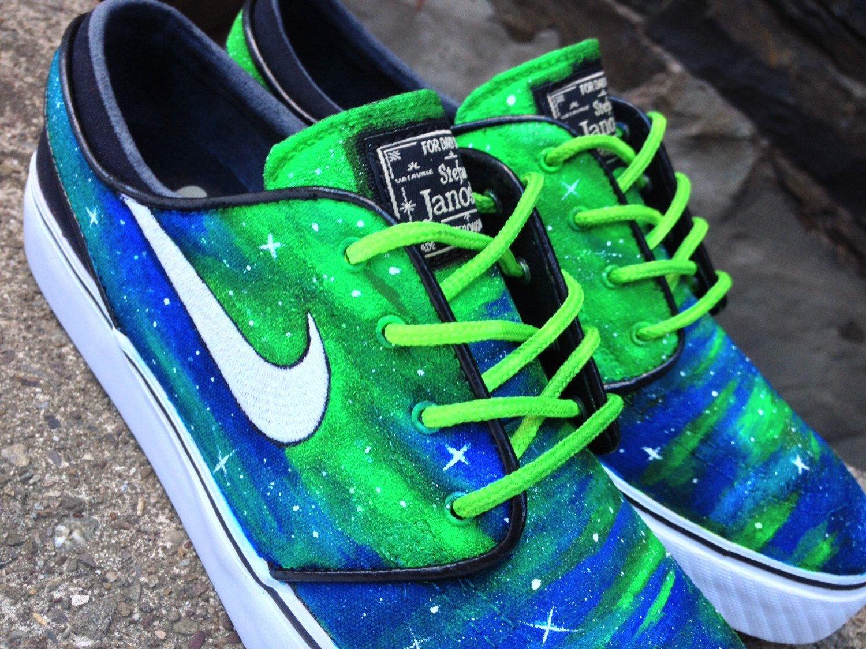 Nike Janoski Galaxy