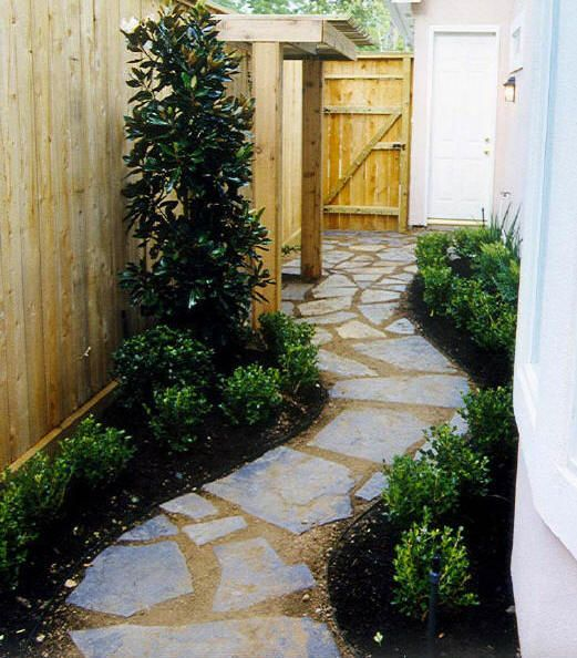 Small Space Gardens | ... On Us To Use An Exhaustive Eye Rich In