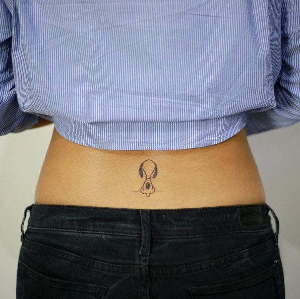 70 Tiny Tattoos For Women With Minimalist Mindsets Tattoos On