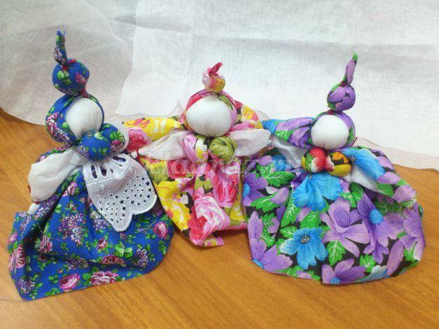 Пасхальные куклы своими руками фото 946