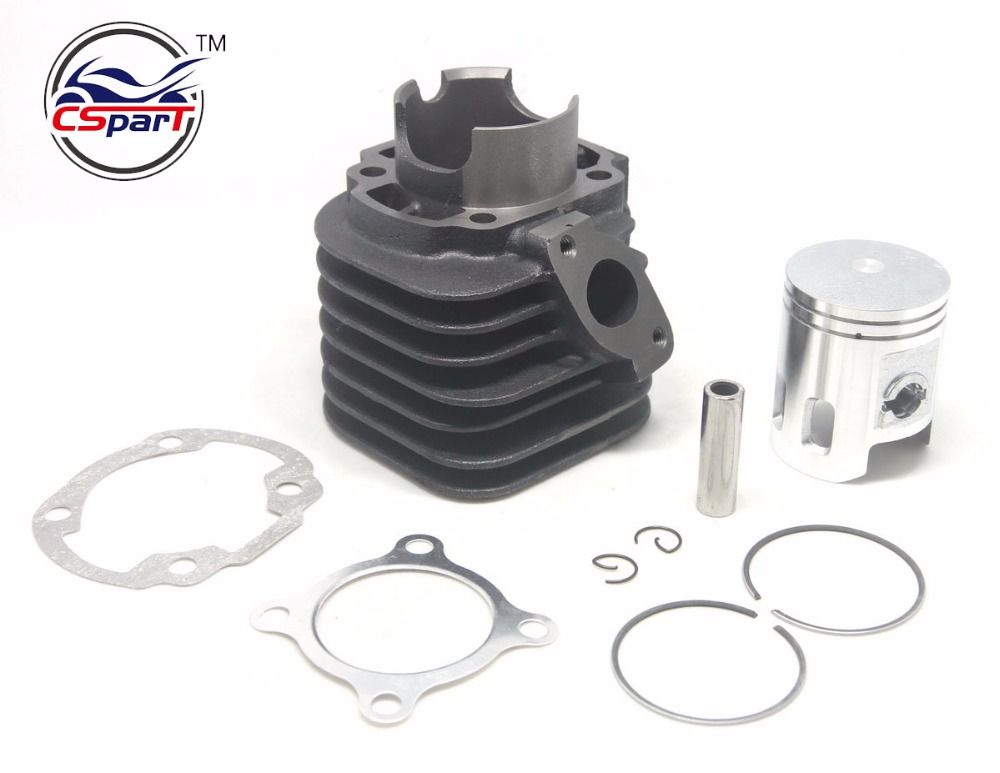 Atv Parts & Accessories 52.4mm Cylinder Piston Ring Gasket Kit 125cc Kazuma Jonway Atv Quad Scooter Buggy