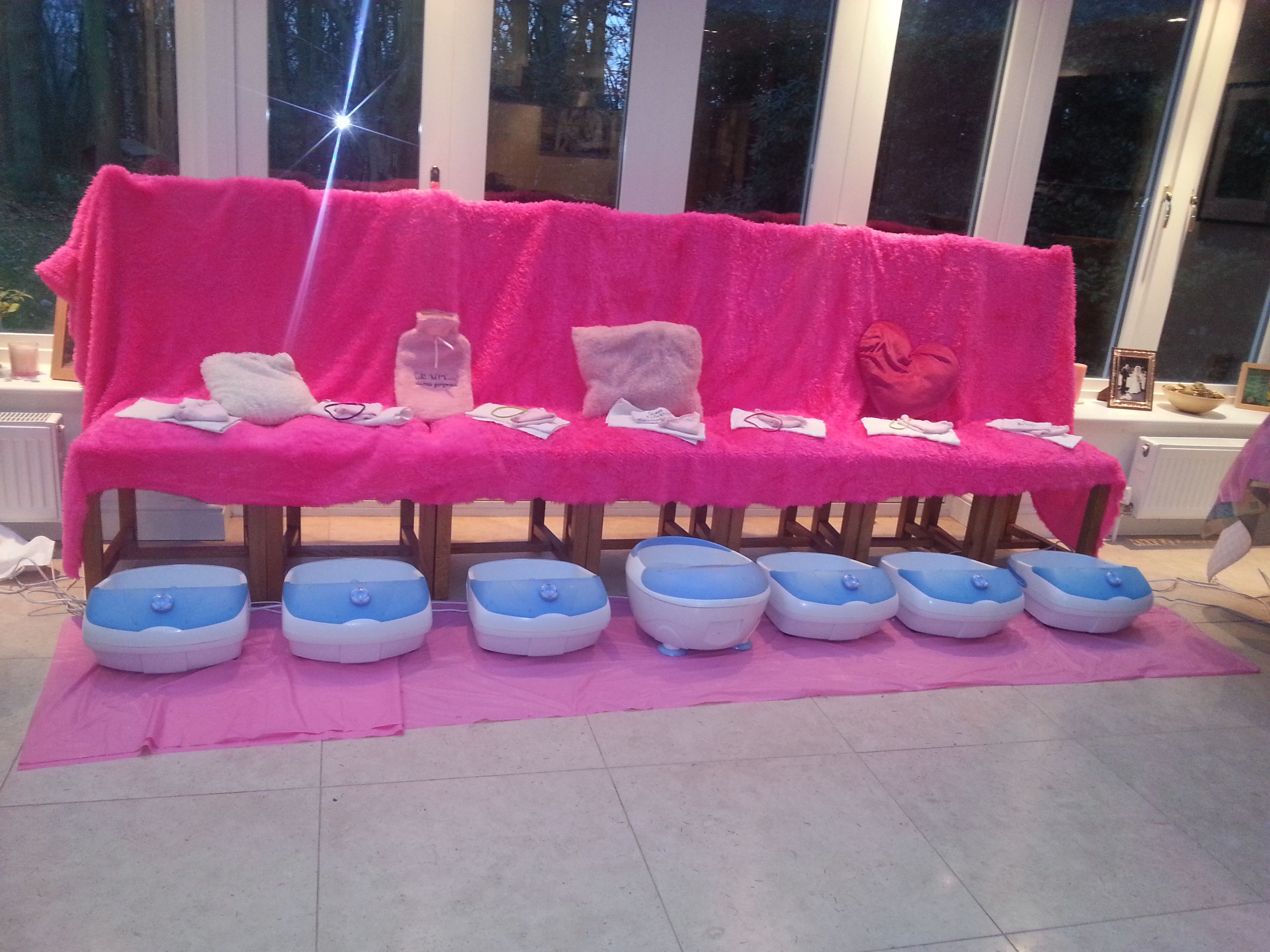 No1 Girls Pamper Parties - Teen Spa Parties In London,