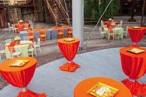Captivating Hi Boy Base Wrap By BBJ Linen. How To Customize Your Table Linen For Your  Pedestal Hi Boy