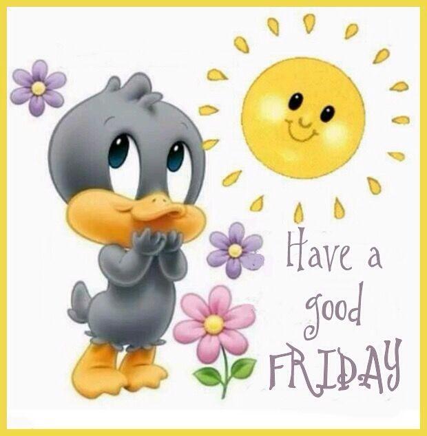 Have A Good Fridayannie X O Thank You Sweet Annie Ly