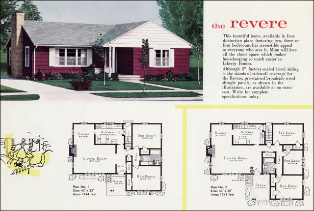 1000+ images about house plans on pinterest   mid century ranch