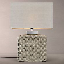 Buy john lewis demeter ceramic pleat table lamp online at johnlewis buy john lewis demeter ceramic pleat table lamp from our table lamps range at john lewis mozeypictures Gallery