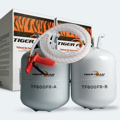 Tiger Foam Spray Foam Insulation Kits Spray Foam Insulation