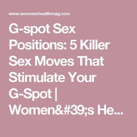 Sex positions for g spot photos 41
