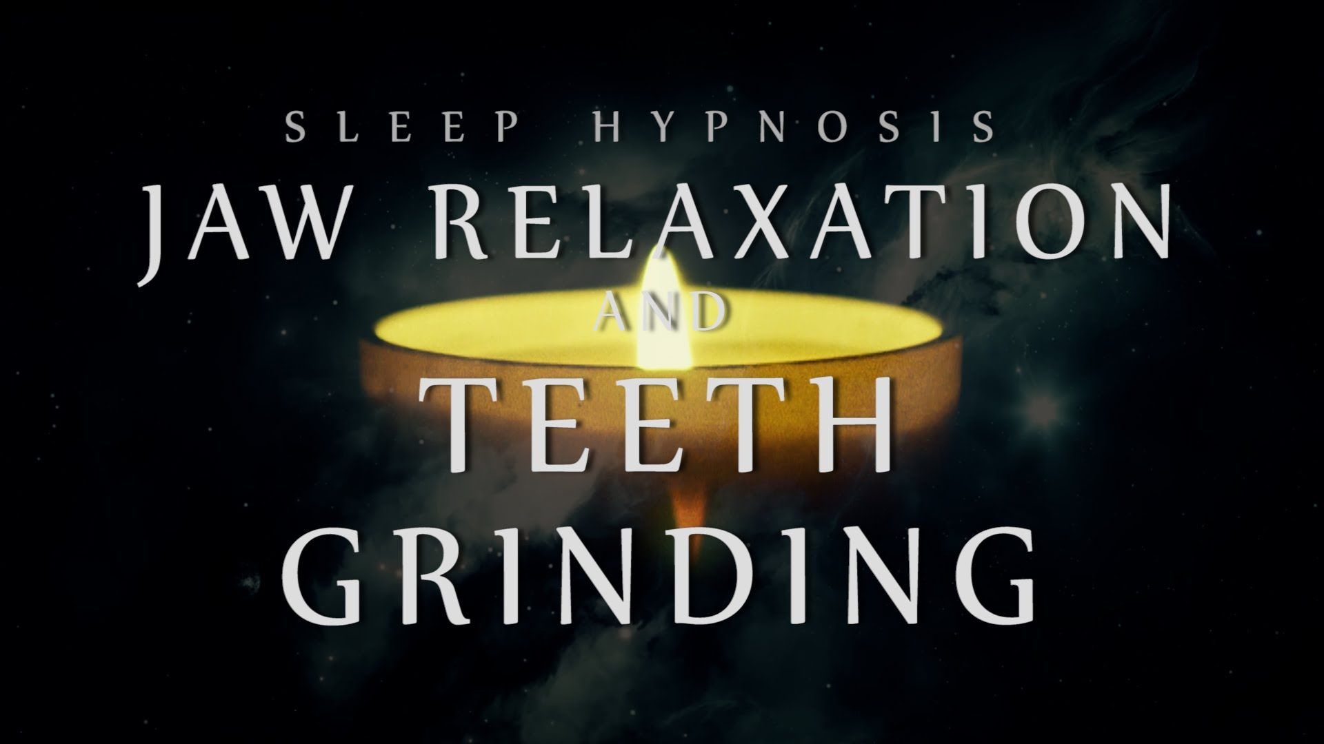 BRUXISM: Sleep Hypnosis for Jaw Relaxation & Teeth Grinding (TMJ / TMD)