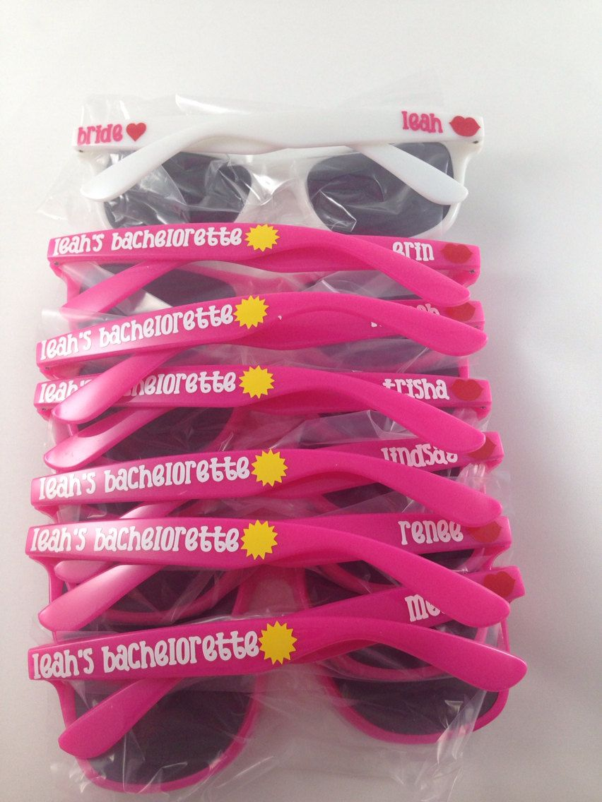 Personalized Wayfarer Sunglasses: wedding sunglasses, Beach glasses ...