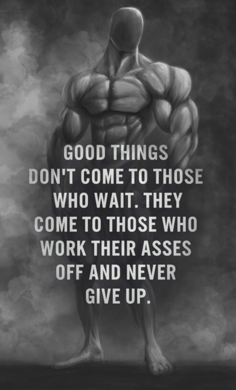 Weightlifting Workouts Back Fitness Motivation Quotes