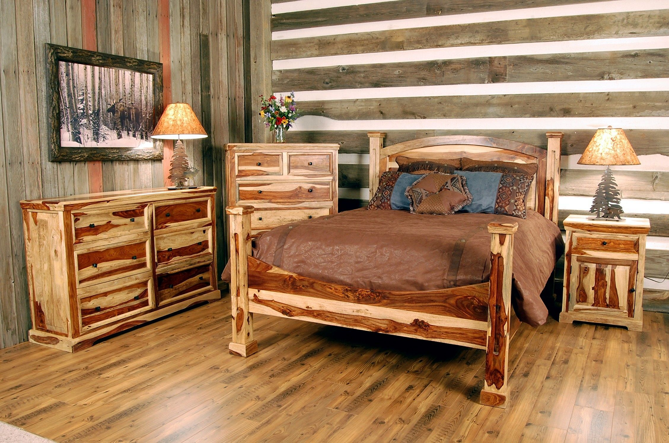 Fabulous Rustic Wood Bedroom Design Ideas You Have To Know