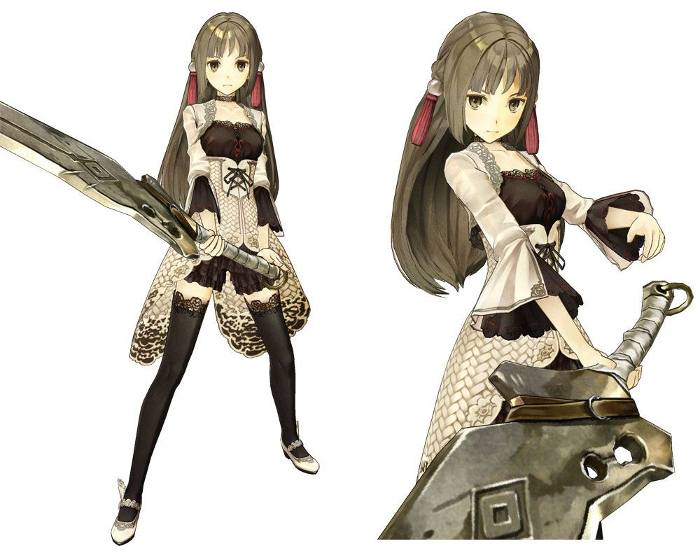 Good Anime Character Design : Characterconcepts linca atelier ayesha the alchemist