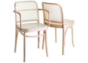 Hoffman Cane Dining Chair
