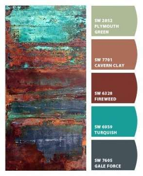 rustic kitchen wall paint color ideas   New painting walls rustic kitchen cabinets ideas #kitchen ...