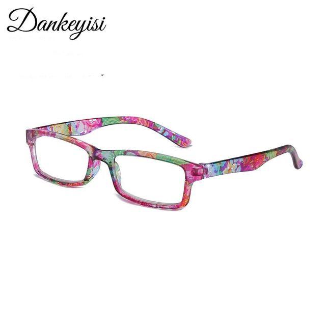 ebf3cd3ba8 DANKEYISI Presbyopia Eyewear Women Men Lightweight Reading Glasses Cheap  Eyeglasses Plastic Reader Glasses 1 1.5 2 2.5 3 3.5 4 Review