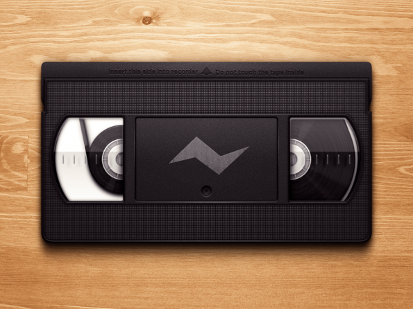40 Highly Detailed Mac Icons Inspirationfeed Vhs Tape Web Design Icon Icon