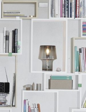 Charming COSY IN GREY   Modern Scandinavian Design Table Lamp By Muuto   Muuto