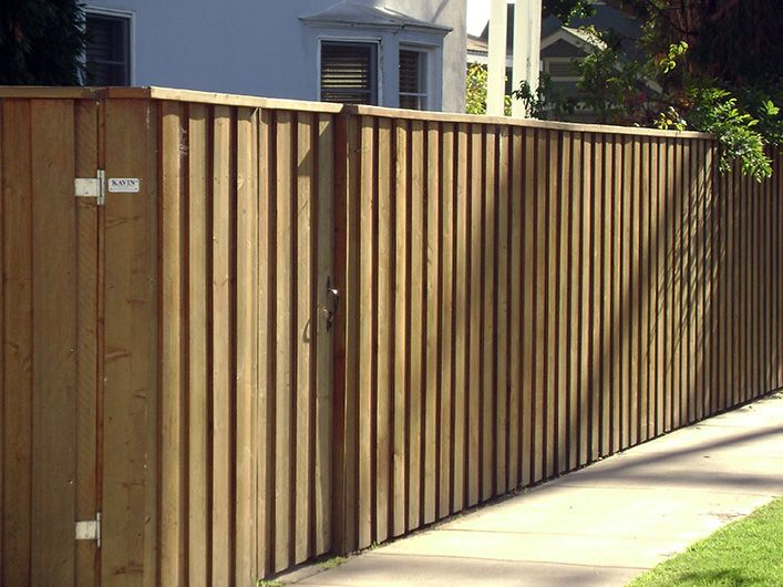 Kavin Fence Company, Inc Wood Fence (Board) Fencing